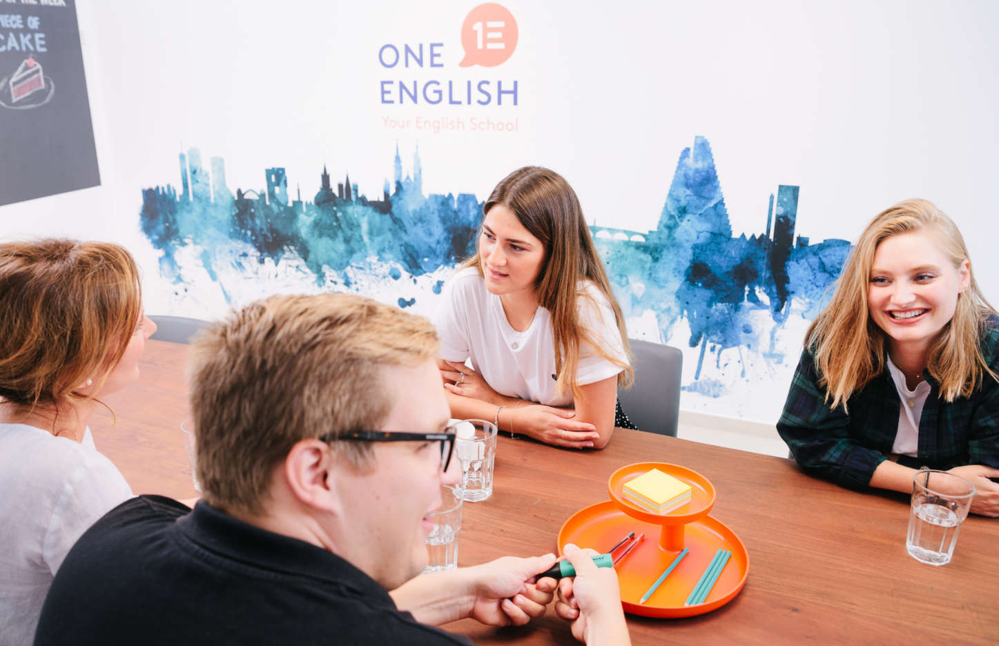 English lernen in Basel